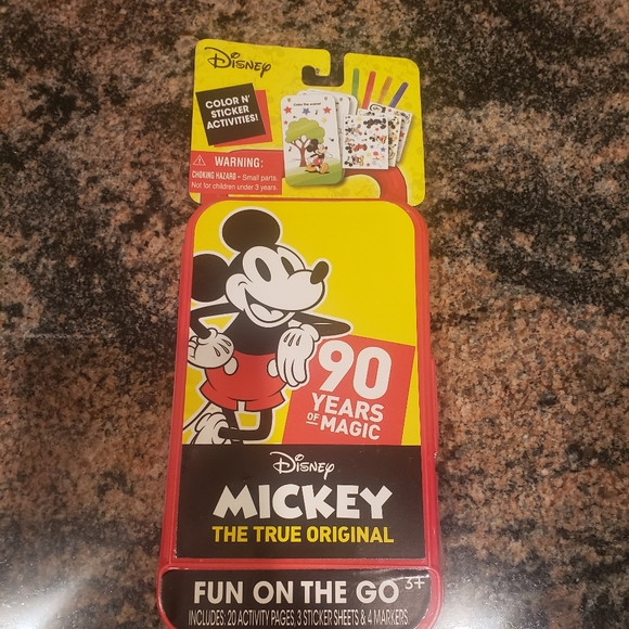 Disney fun on the go pack